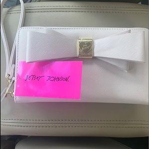 Betsey Johnson Wristlet Wallet